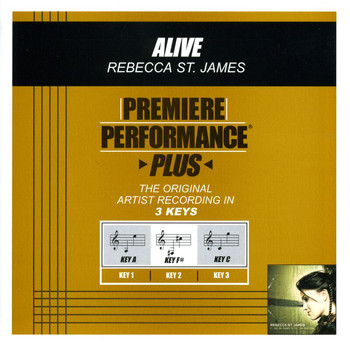 Rebecca St. James - Premiere Performance Plus: Alive