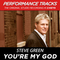 Steve Green - You're My God (Performance Tracks)