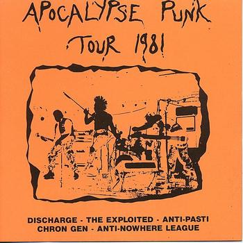 Various Artists - The Apocalypse Punk Tour 1981