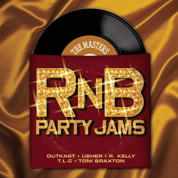 Various Artists - Masters Series - R&B Party Jams