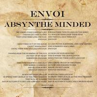 Absynthe Minded - Envoi - Single