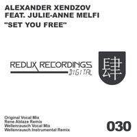 Alexander Xendzov feat. Julie-Anne Melfi - Set You Free
