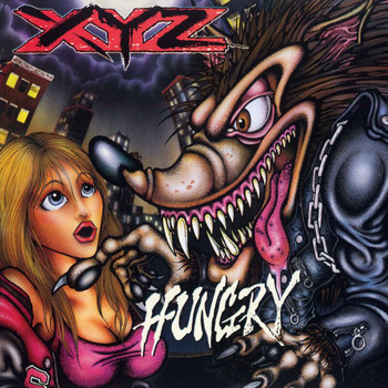 XYZ - Hungry (Explicit)