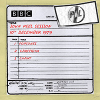 Public Image Limited - John Peel Session 10th December 1979