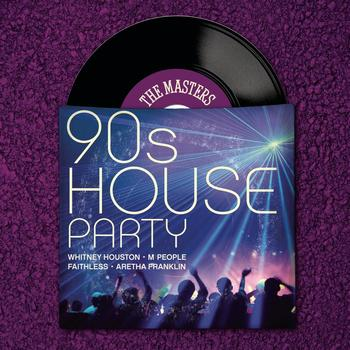 Various Artists - Masters Series - 90's House Party
