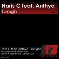 Haris C feat. Anthya - Tonight