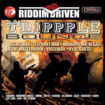 Various Artists - Riddim Driven: Trippple Bounce