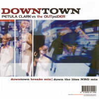 Petula Clark vs The OUTpsiDER - Downtown