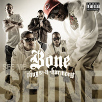 Bone Thugs-N-Harmony - See Me Shine (feat. Lyfe Jennings, Phaedra & J Rush) (Explicit)
