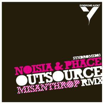 Noisia - Outsource Remix / New Deal