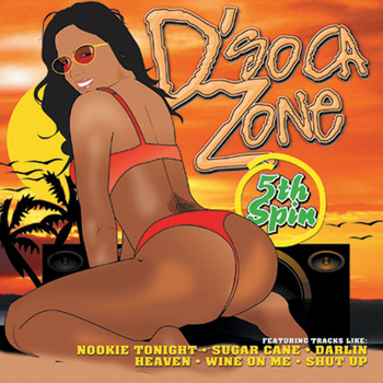 Various Artists - D'Soca Zone: 5th Spin