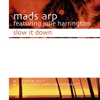 Mads Arp - Slow It Down