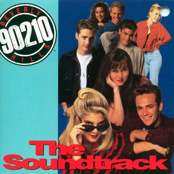 Various Artists - Beverly Hills 90210-The Soundtrack