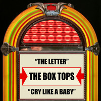 The Box Tops - The Letter / Cry Like A Baby