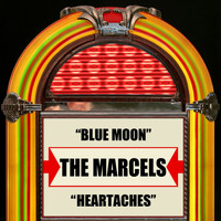 The Marcels - Blue Moon / Heartaches