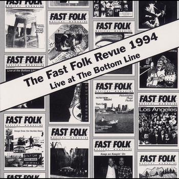 Various Artists - Fast Folk Musical Magazine (Vol. 8, No. 2) Live at the Bottom Line 1994