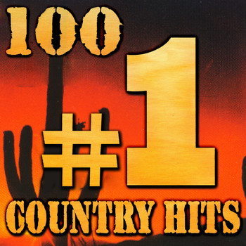 Various Artists - 100 #1 Country Hits