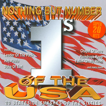 Various Artists - Nothing But Number 1's of the USA