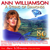 Ann Williamson - A String Of Diamonds - Over 80 Hits Songs