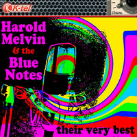 Harold Melvin & The Blue Notes - Harold Melvin & The Blue Notes - Their Very Best