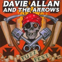 Davie Allan & The Arrows - Fuzz Fest