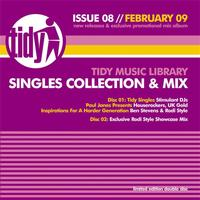 Tidy Presents… - Tidy Music Library Issue 8