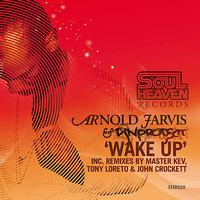 Arnold Jarvis - Wake Up