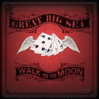 Great Big Sea - Walk On The Moon
