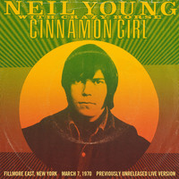Neil Young With Crazy Horse - Cinnamon Girl [Live From Fillmore East]