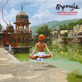 Shpongle - Ineffable Mysteries From Shpongleland