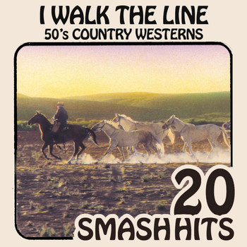 Various Artists - 50's Country Western - I Walk The Line