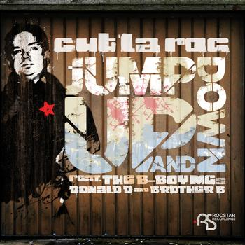 Cut La Roc - Jump Up And Down E.P