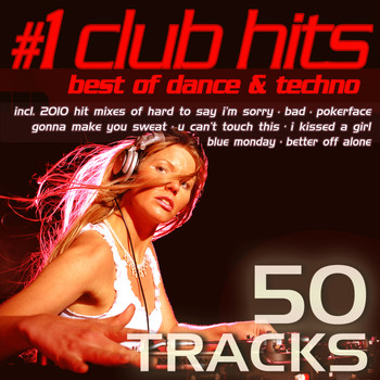 Various Artists - #1 Club Hits 2010 - Best Of Dance & Techno (50 Tracks!)