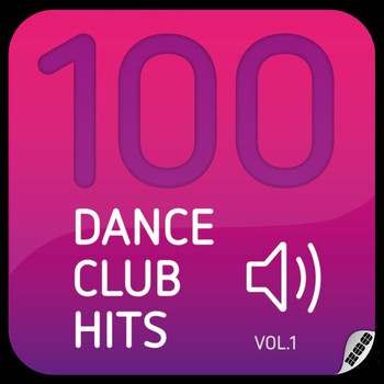 Various Artists - 100 Dance Club Hits (Vol. 1)