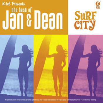 Jan & Dean - Surf City - The Best of Jan & Dean