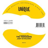 Al Supersonic, The Teenagers - Keep On Walking