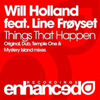 Will Holland feat. Line Froyset - Things That Happen