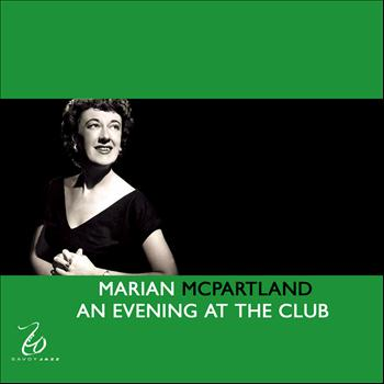 Marian McPartland - An Evening At The Club