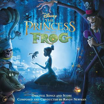 Various Artists - The Princess And The Frog