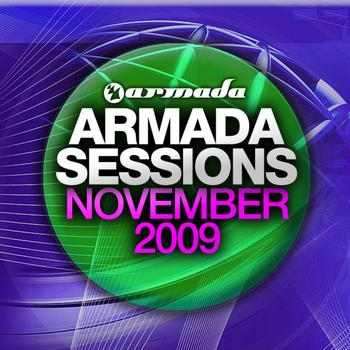 Various Artists - Armada Sessions November 2009