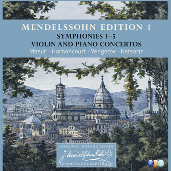 Various Artists - Mendelssohn Edition Volume 1 - Orchestral Music