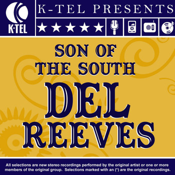 Del Reeves - Son Of The South