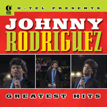 Johnny Rodriguez - Johnny Rodriguez's Greatest Hits