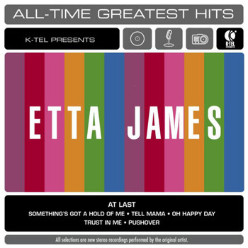 Etta James - 25 All-Time Greatest Hits