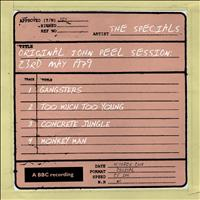 The Specials - Original John Peel Session: 23rd May 1979