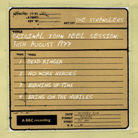 The Stranglers - Original John Peel Session: 30th August 1977 (Explicit)