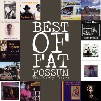 Various Artists - The Best Of Fat Possum: The Early Years