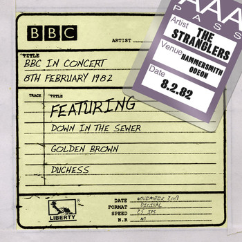 The Stranglers - BBC In Concert [8th February 1982] (8th February 1982)