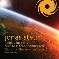 Jonas Steur - Holiday On Mars