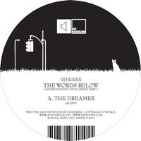 DJ Hidden - The Words Below (Limited Vinyl Series, Pt. 1) - EP